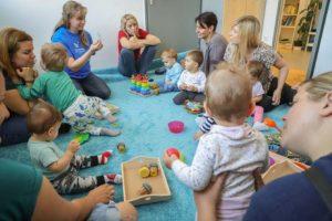 ösztönanyu montessori szülőknek, baba-mama foglalkozások 3