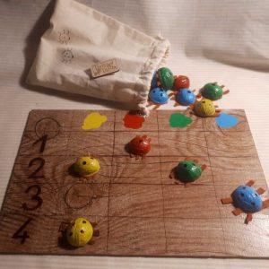 ösztönanyu montessori szülőknek Montessori játékok 20