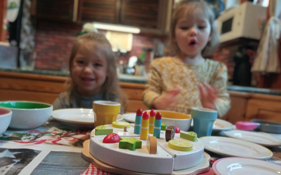 Szülinap Montessori módra – otthon