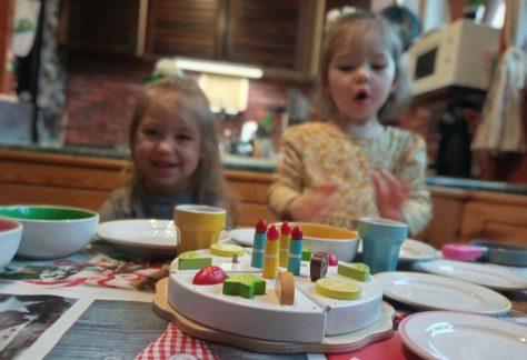 Szülinap Montessori módra - otthon