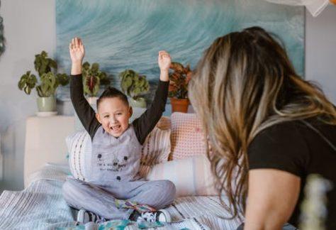 Hogyan dicsérjük a gyermekünket?